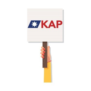 KAP Picket Sign For Email