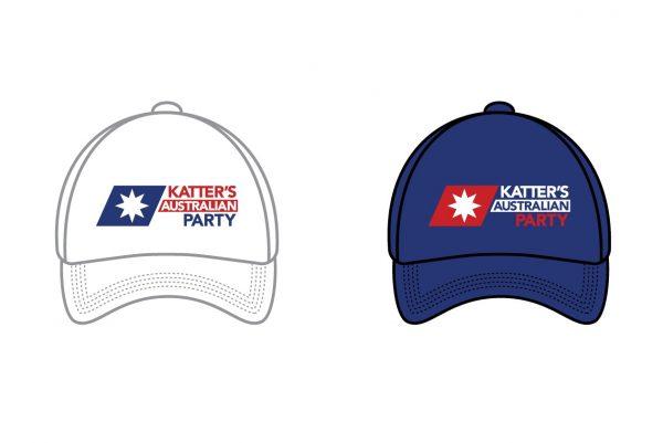 Cap with KAP logo